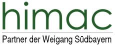 Logo himac Partner der Weigaang Südbayern GmbH